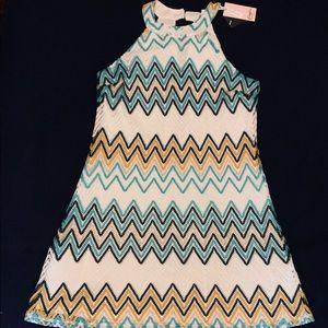 Halter Shift dress